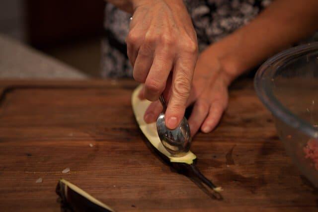 Stuffed Miso Eggplant Recipe