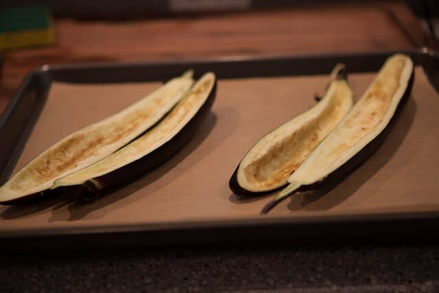 ready to stuff Stuffed Miso Eggplant Recipe