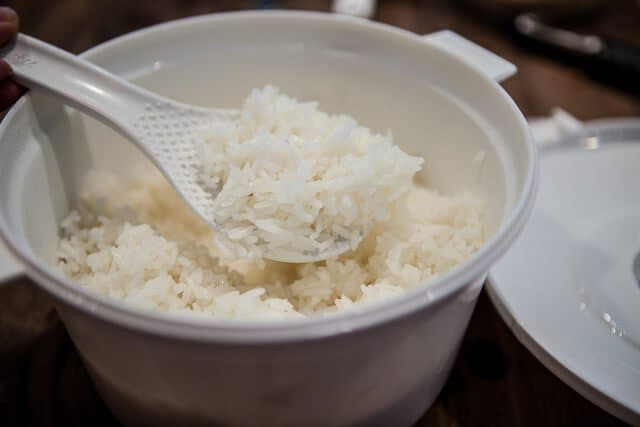 How To Microwave Rice Recipe In 9 Minutes