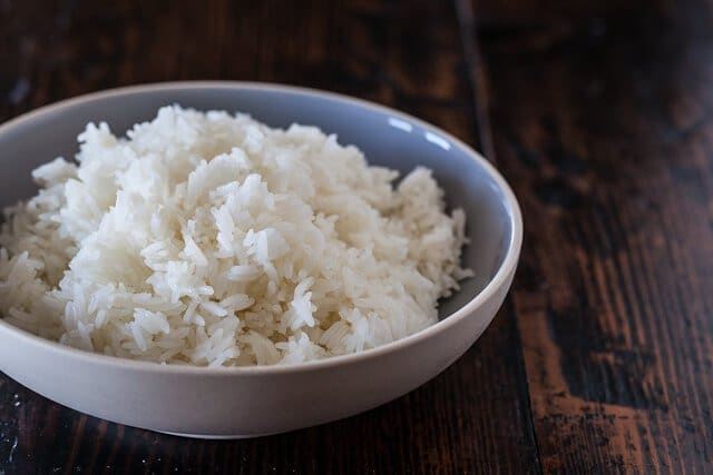Perfect Microwaved Rice Recipe