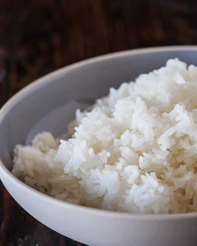 How To Cook Rice In The Microwave Perfect Every Time Steamy Kitchen