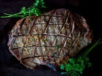Grilled Asian Flank Steak Recipe