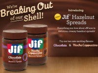 Giveaway Jif Hazelnut Spread Tasting Kit