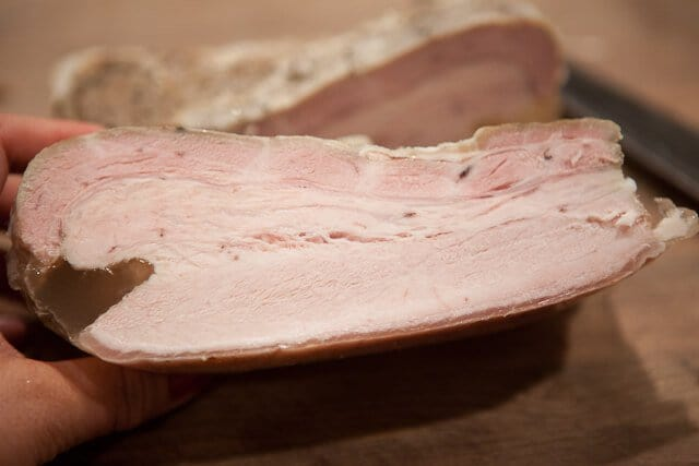 Pork Belly Buns Recipe pork belly slice