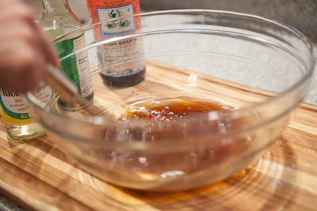 Pork Belly Buns Recipe caramel braising sauce