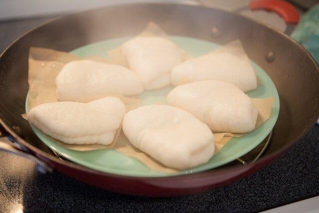 Pork Belly Buns Recipe hot steamy buns