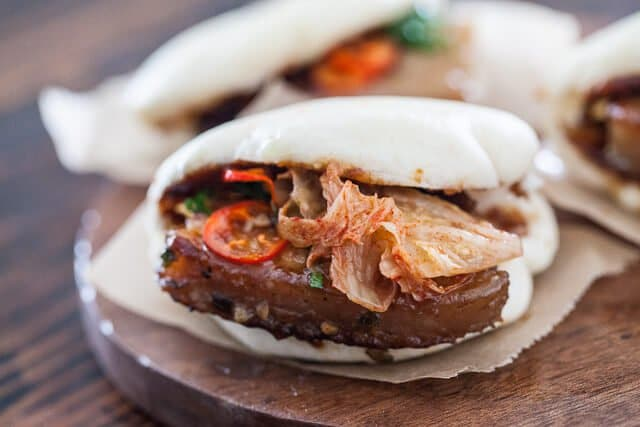 Pork Belly Buns Recipe detail