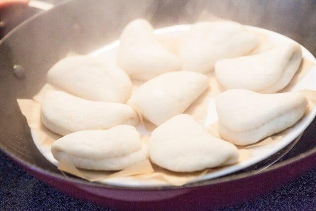 Pork Belly Buns Recipe steamy biscuit buns
