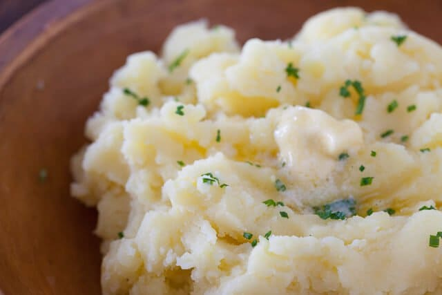 Very Best Mashed Potatoes Recipe you know you want these