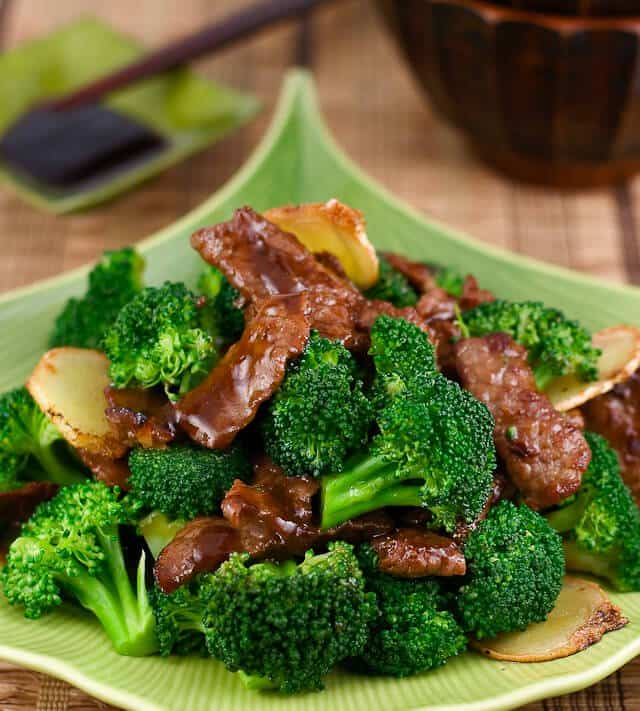 ... to cook Chinese Beef Broccoli. It's a super short 1:38 minute video