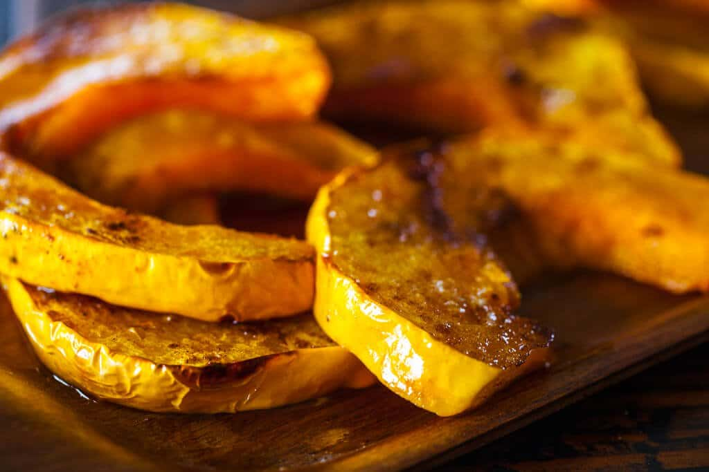 Roasted Pumpkin Recipe - Steamy Kitchen Recipes