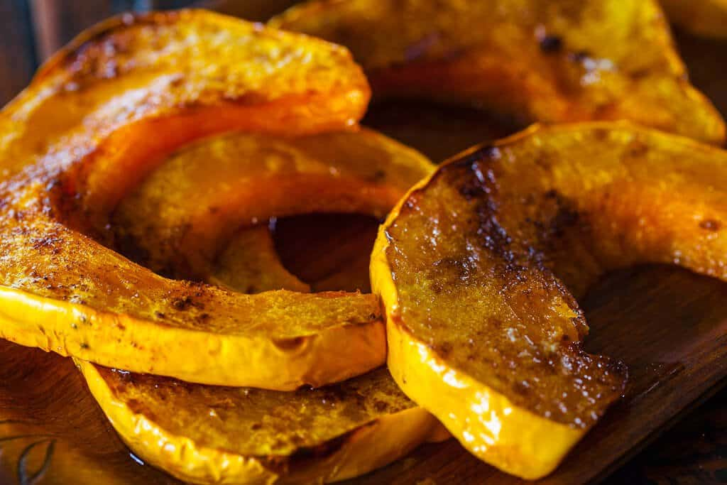 Roasted Pumpkin Recipe: how to roast pumpkin