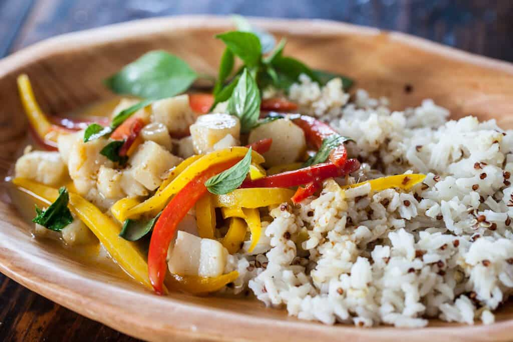 Thai Seafood Curry Recipe Video