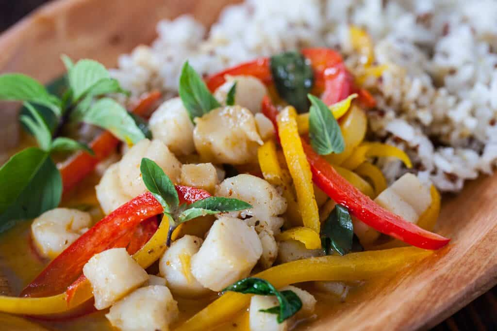 Thai Seafood Curry Recipe
