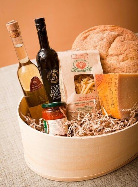 Parmesan.com Gourmet Gift Basket Giveaway