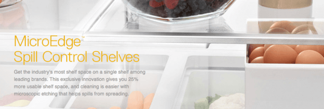 Giveaway Whirlpool Ice Collection Refrigerator Steamy