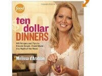 Melissa d'Arabian's Ten Dollar Dinners on Amazon