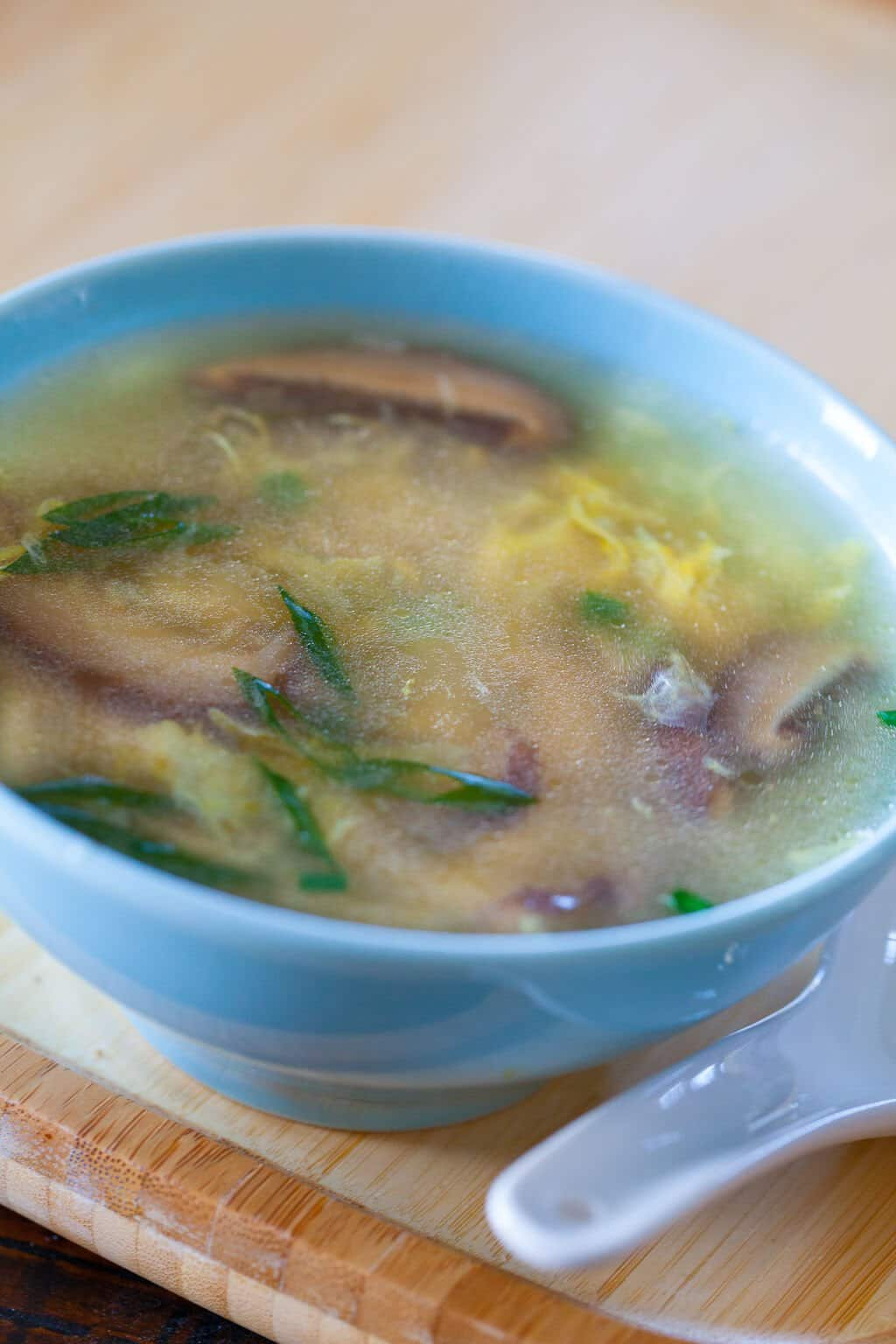 Egg Drop Soup (Egg Drop Soup Recipe) Recipes — Dishmaps