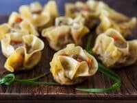 Curried Beef Dumplings Recipe