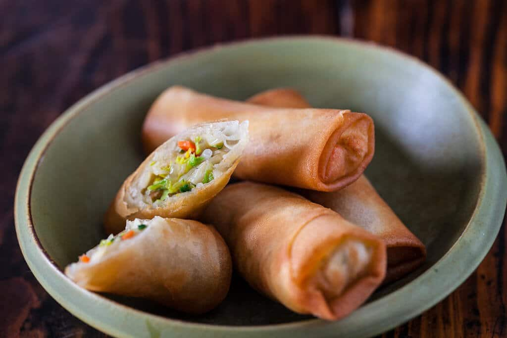 ll be enjoying these Vegetable Spring Rolls (or what I call Egg Rolls ...