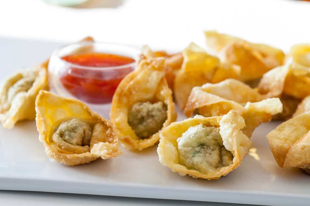 Chinese Fried Wontons - Steamy Kitchen Recipes