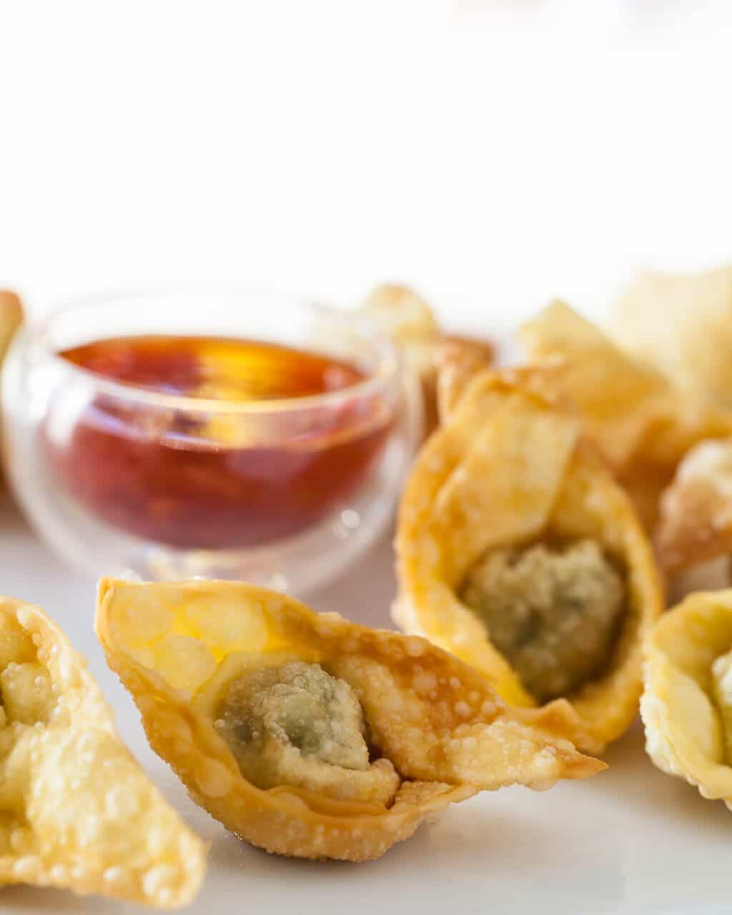 Chinese Fried Wontons Recipe