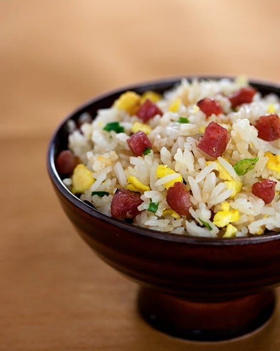 chinese-sausage-fried-rice