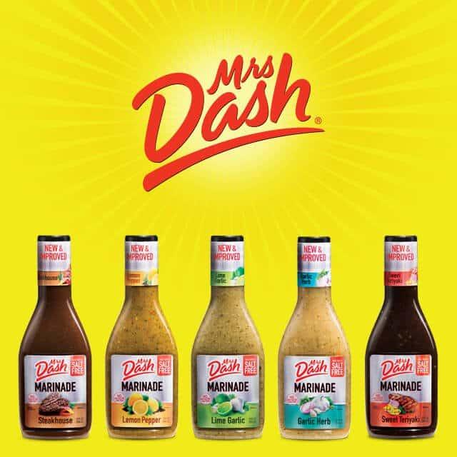 Mrs.Dash Marinades