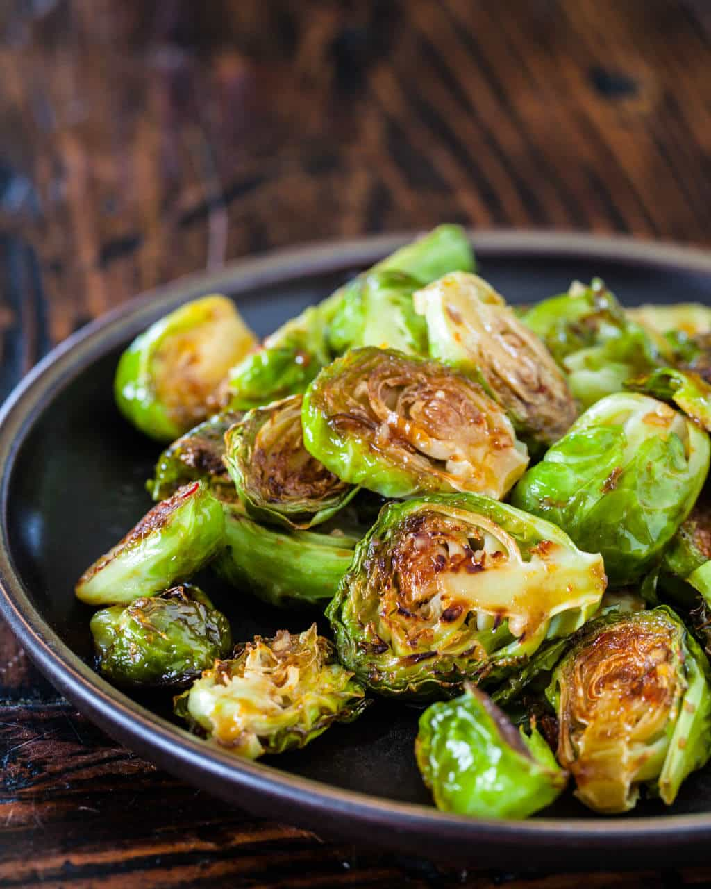 Roasted Brussels Sprouts, Sweet Chili Sauce - Steamy Kitchen Recipes