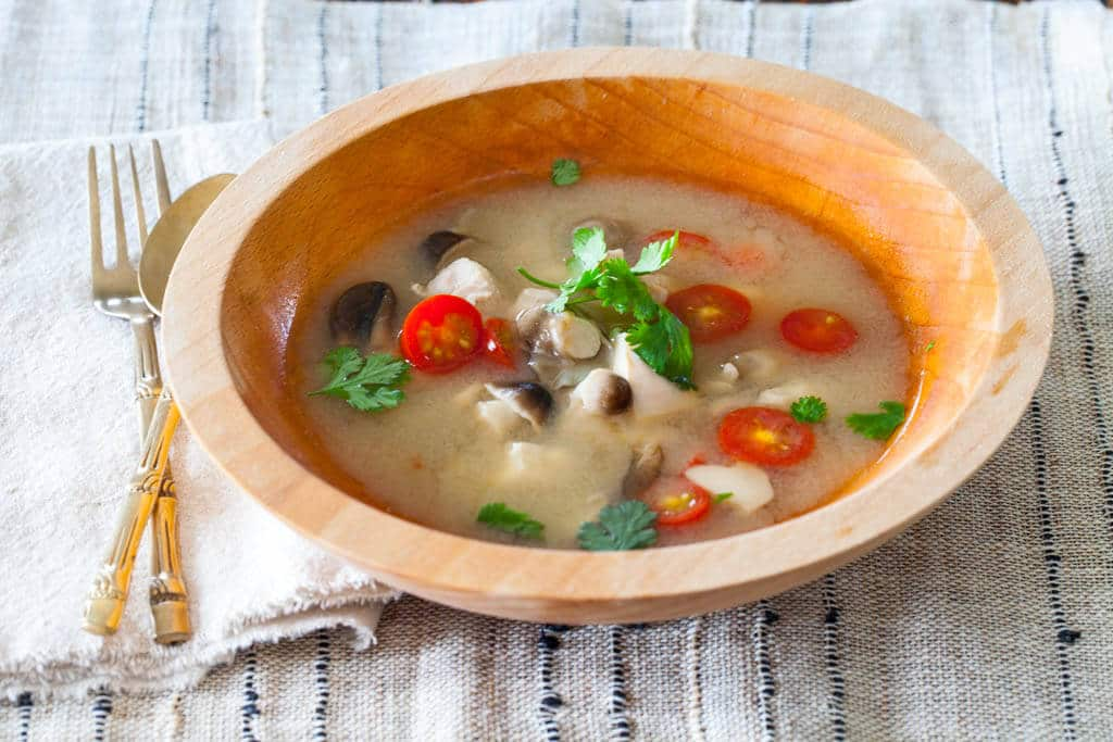 Thai Hot and Sour Chicken Soup - Steamy Kitchen Recipes