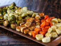 roasted tofu and vegetables recipe-9781