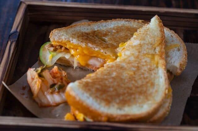 grilled kimcheese sandwiches-9848