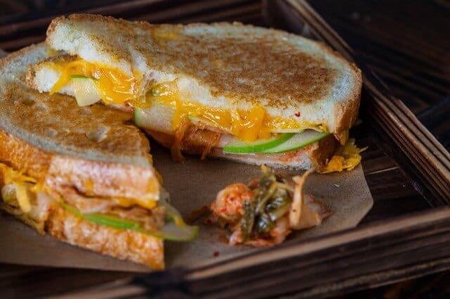grilled kimcheese sandwiches-9851