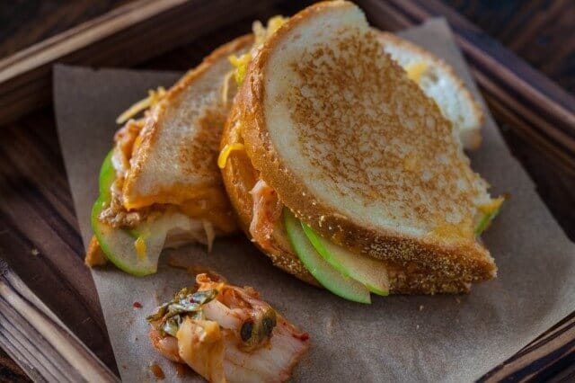 grilled kimcheese sandwiches-9858