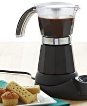 Electric Espresso Maker