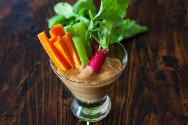 Miso Almond Sauce Recipe