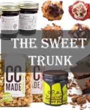 Sweet Trunk homepage 2