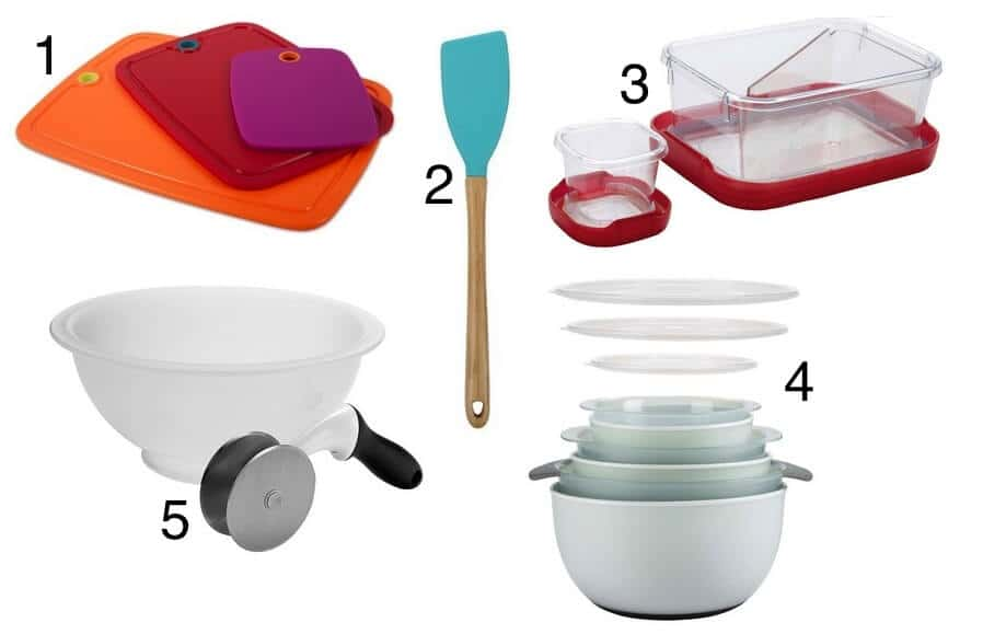 Gifts for the Cook: Kitchen Storage and Utensils