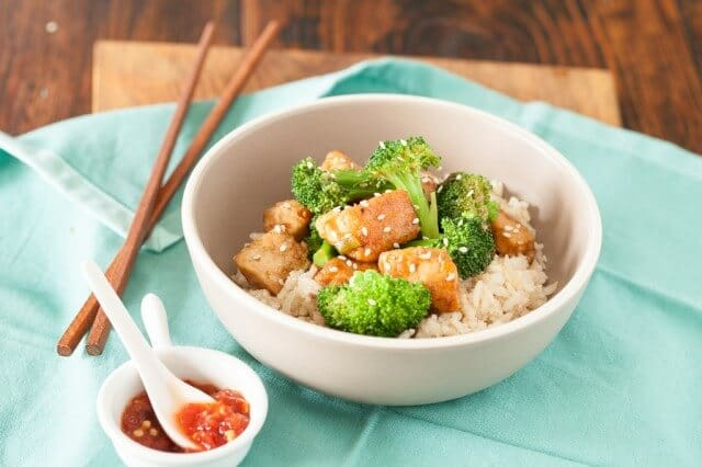 Yummy and Healthy General Tso's Chicken Recipe