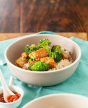 Healthy General Tso's Chicken Recipe