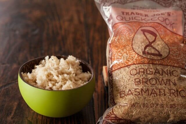 how to cook brown rice quickly in microwave