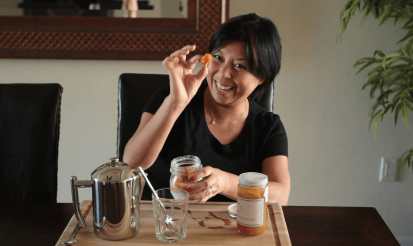 Chinese Salted Kumquat Recipe