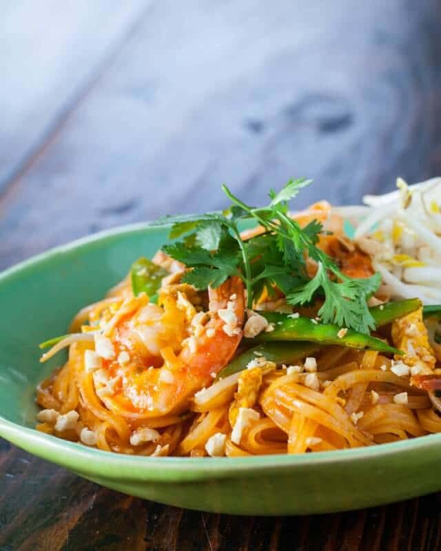 Perfect Cheater Pad Thai Recipe