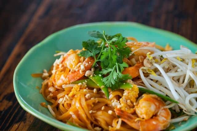 Tasty Cheater Pad Thai Recipe