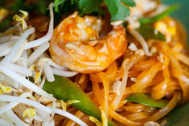 Delicious Cheater Pad Thai Recipe