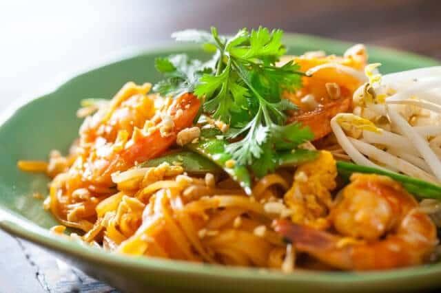 Cheater Pad Thai Recipe