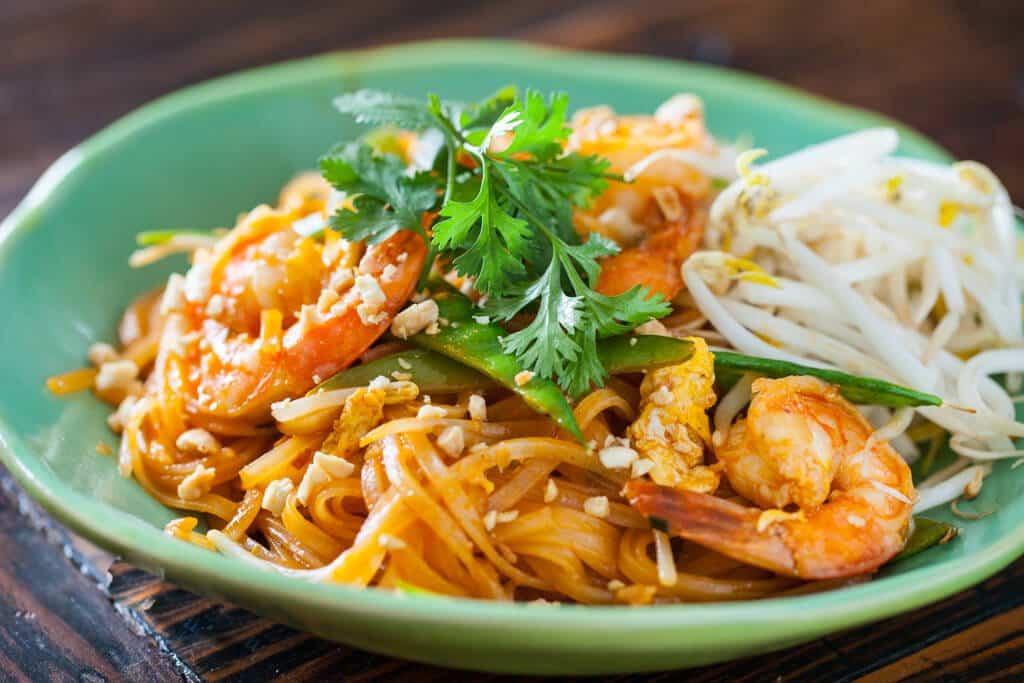 Easy Pad Thai Recipe Cheater Version