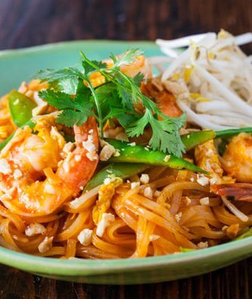 Cheater Pad Thai