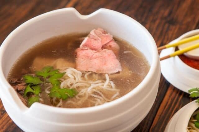 Vietnamese Pho Pressure Cooker (Noodle Soup)