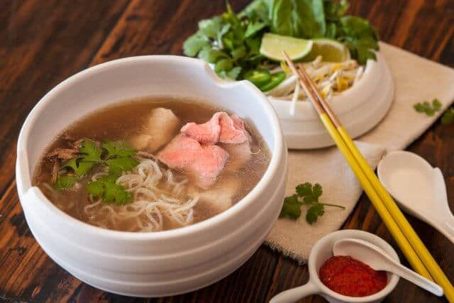 Vietnamese Pho Recipe: Beef Noodle Soup • Steamy Kitchen Recipes